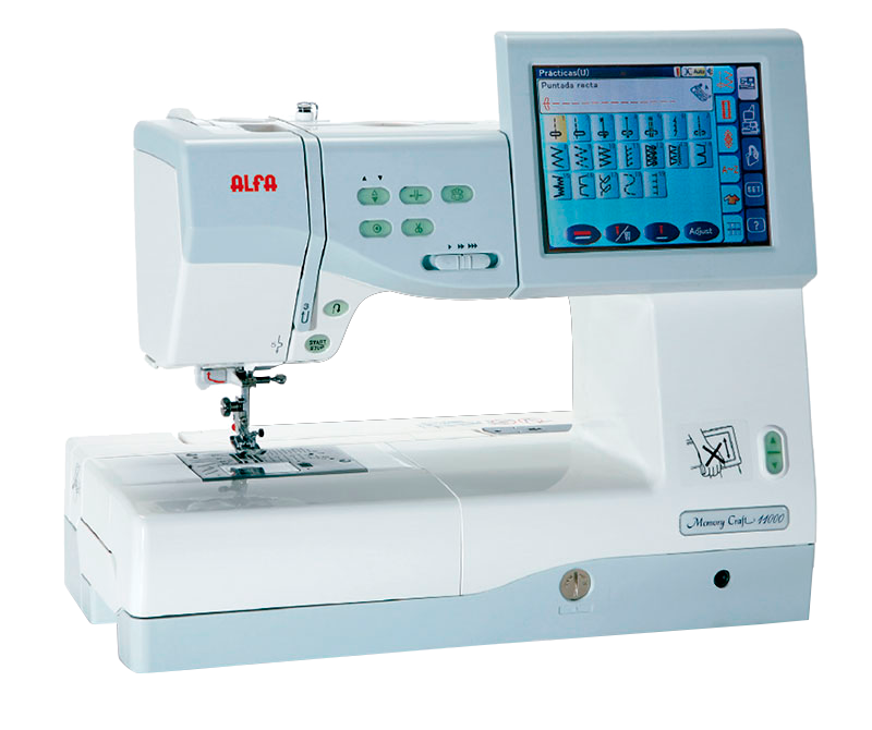 coser bordar mc 11000 alfa